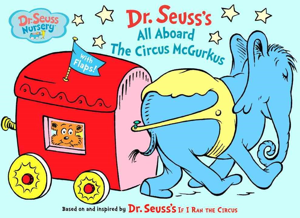 All Aboard the Circus McGurkus