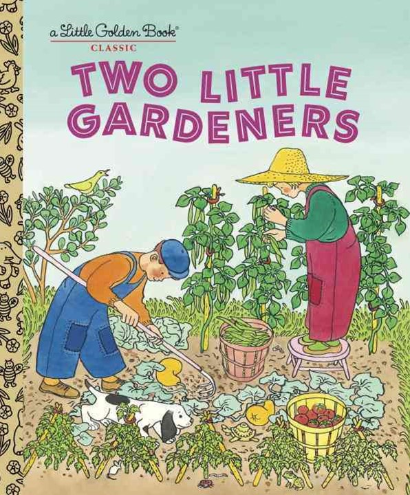 LGB Two Little Gardeners