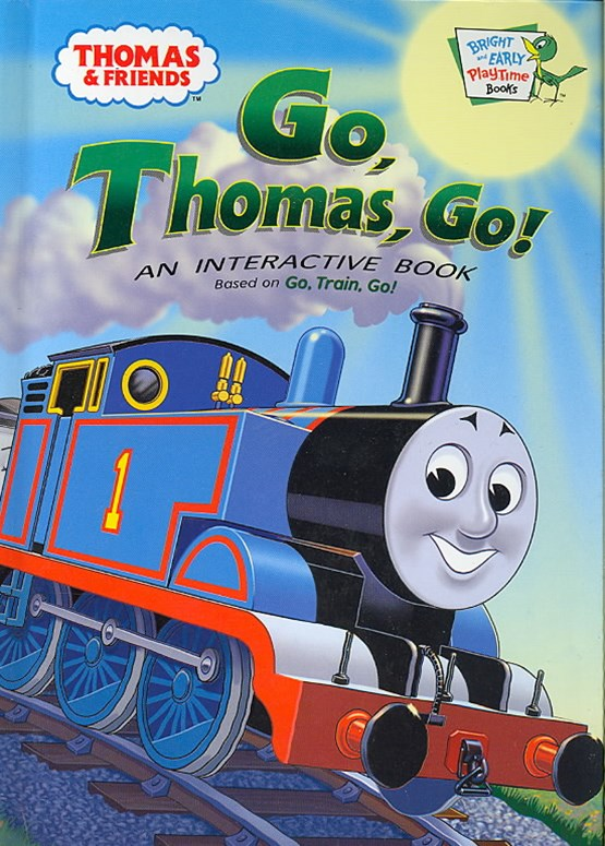 Thomas and Friends - Go, Thomas Go!