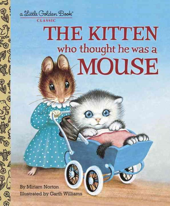 LGB The Kitten Who Thought He Was A Mouse