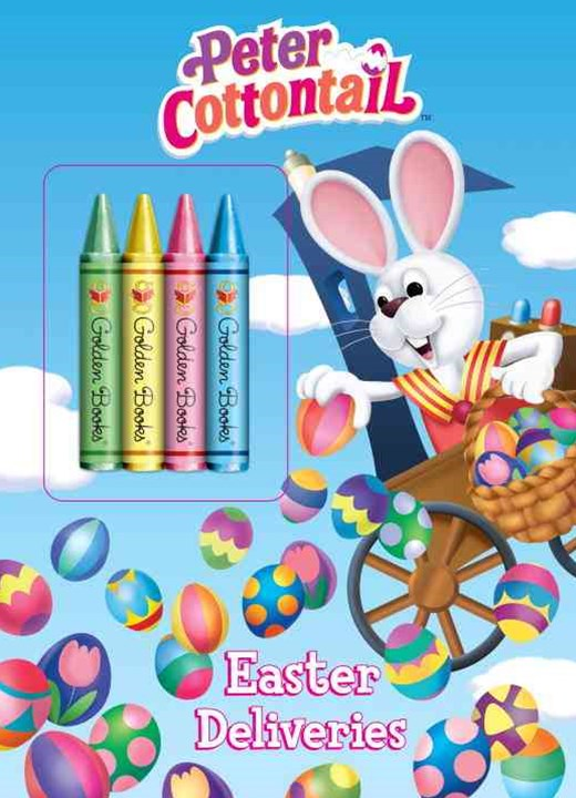 Peter Cottontail Easter Deliveries
