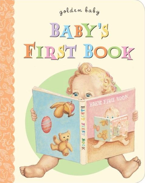 Baby's First Book Board Book