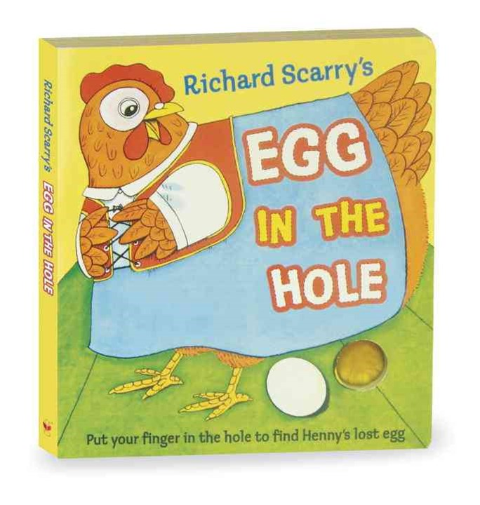 Richard Scarry's Egg in the Hole