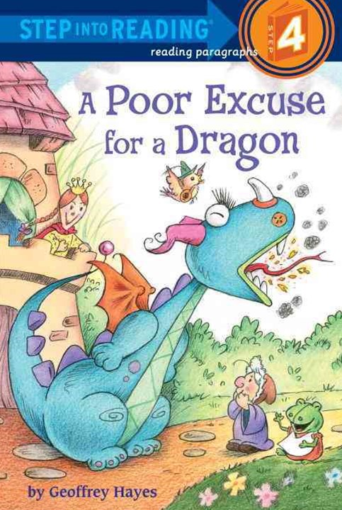 A Poor Excuse For A Dragon
