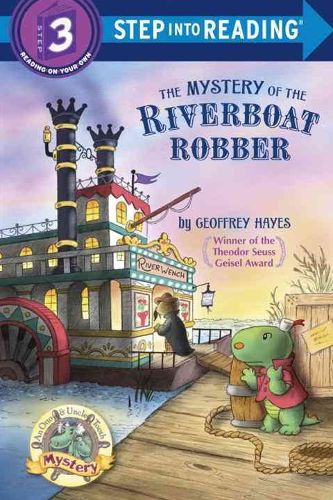 The Mystery of the Riverboat Robber