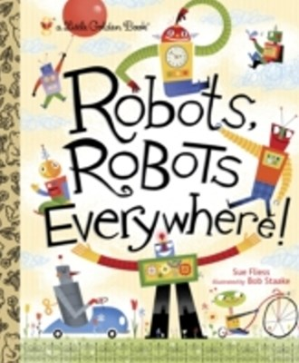 (ebook) Robots, Robots Everywhere