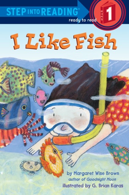 (ebook) I Like Fish