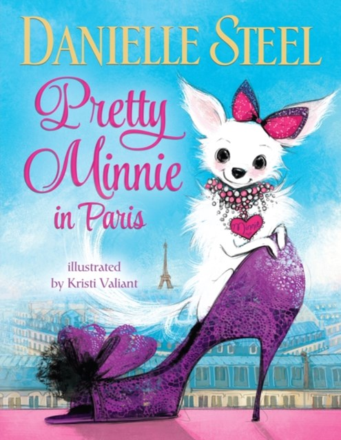 (ebook) Pretty Minnie in Paris
