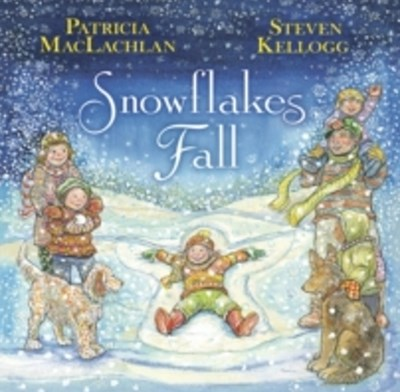 (ebook) Snowflakes Fall