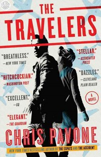 The Travelers by Chris Pavone (9780385348508) - PaperBack - Crime Mystery & Thriller
