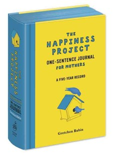 The Happiness Project One-Sentence Journal for Mothers - Notebooks & Journals