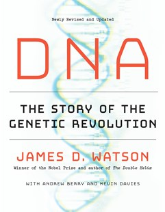 DNA by James D. Watson, Andrew Berry, Kevin Davies (9780385351188) - PaperBack - Graphic Novels Comics