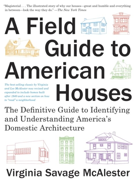 (ebook) Field Guide to American Houses