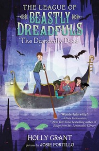 (ebook) League of Beastly Dreadfuls Book 2: The Dastardly Deed - Children's Fiction
