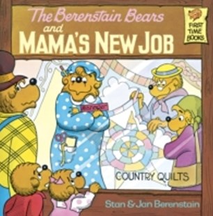 (ebook) Berenstain Bears and Mama's New Job - Children's Fiction