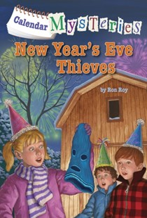 (ebook) Calendar Mysteries #13: New Year's Eve Thieves - Children's Fiction