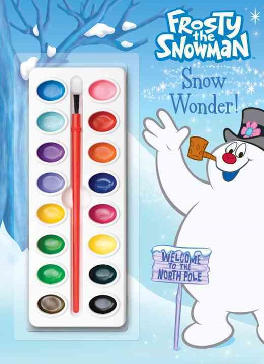 Snow Wonder! (Frosty the Snowman)