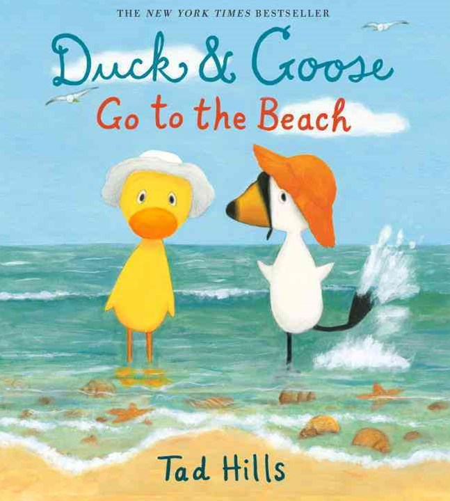 Duck and Goose Go to the Beach
