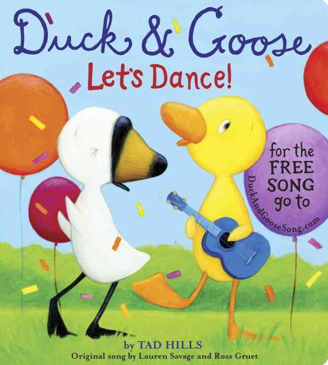 Duck and Goose, Let's Dance!