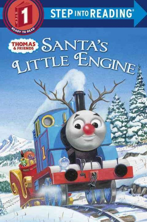 Santa's Little Engine (Thomas and Friends)