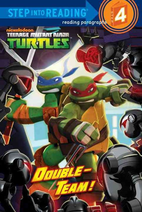 Double-Team! (Teenage Mutant Ninja Turtles)