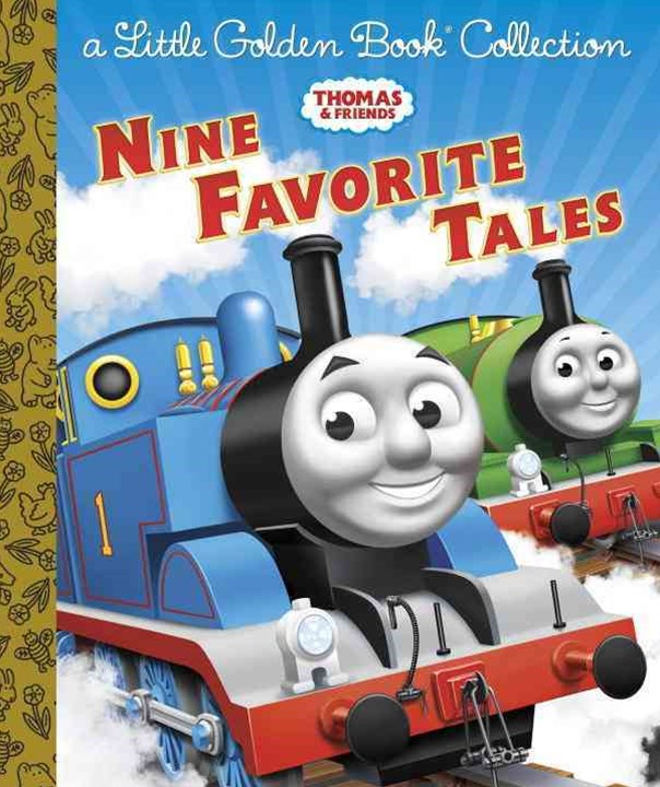 Thomas and Friends: Nine Favorite Tales (Thomas and Friends)
