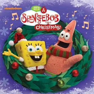 It's a SpongeBob Christmas! (SpongeBob SquarePants) by Kenny, Tom/ Paley, Andy/ Martinez, Heather (ILT), Andy Paley, Heather Martinez (9780385378567) - PaperBack - Children's Fiction Intermediate (5-7)
