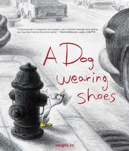(ebook) Dog Wearing Shoes - Children's Fiction