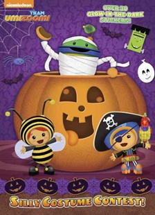 Silly Costume Contest (Team Umizoomi) by Golden Books Publishing Company, Jason Fruchter (9780385384131) - PaperBack - Children's Fiction Intermediate (5-7)