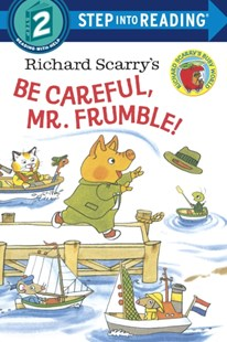 (ebook) Richard Scarry's Be Careful, Mr. Frumble! - Children's Fiction
