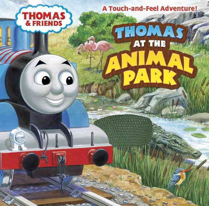 Thomas at the Animal Park (Thomas and Friends)