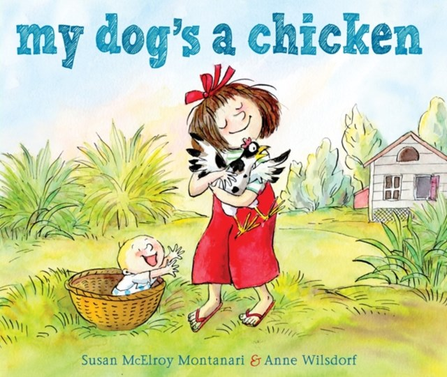 (ebook) My Dog's a Chicken