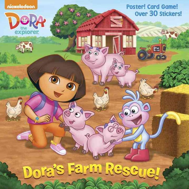Dora's Farm Rescue! (Dora the Explorer)