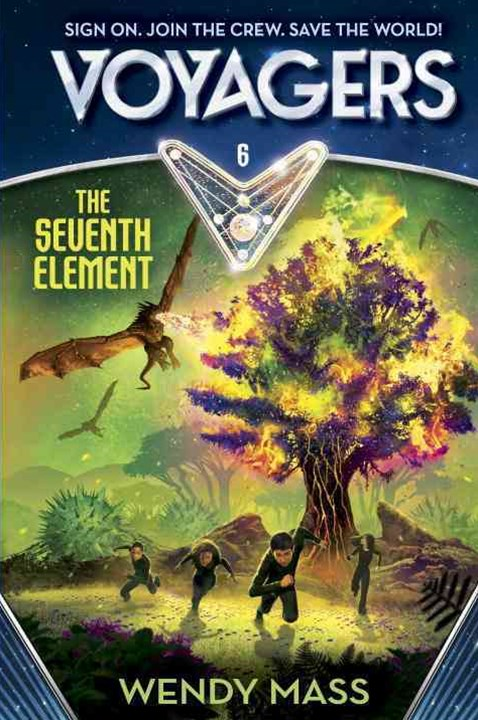 Voyagers The Seventh Element (Book 6)