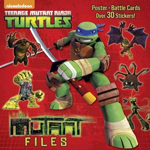 The Mutant Files (Teenage Mutant Ninja Turtles) by Viacom International Inc. (9780385387460) - PaperBack - Children's Fiction Intermediate (5-7)
