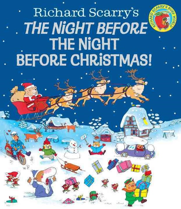 The Night Before the Night Before Christmas!