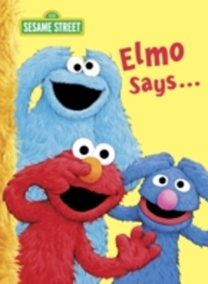 (ebook) Elmo Says... (Sesame Street)