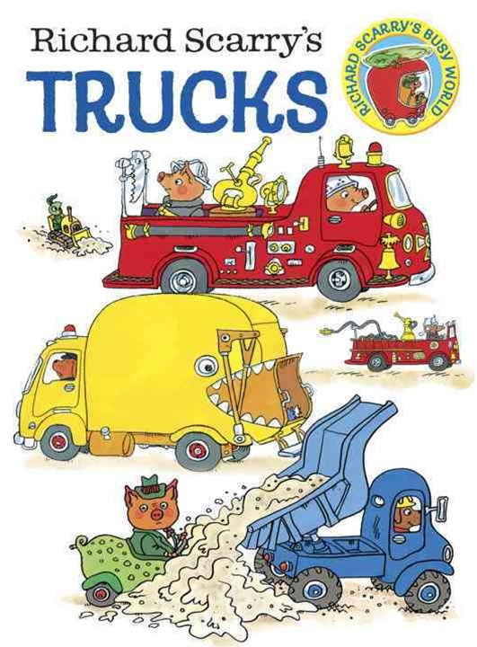 Richard Scarry's Trucks