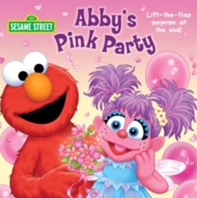 (ebook) Abby's Pink Party (Sesame Street)