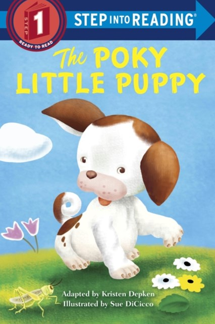 Poky Little Puppy Step into Reading