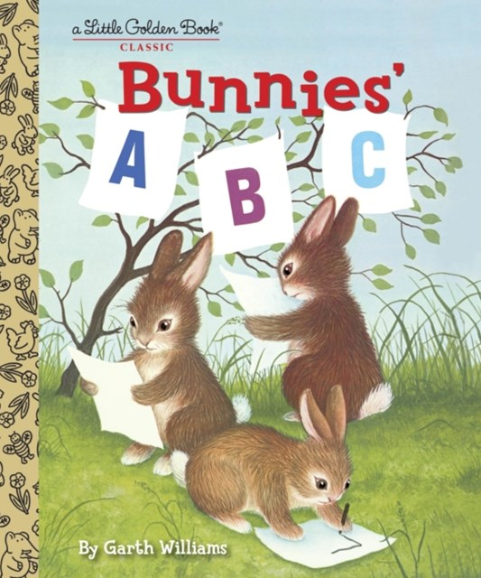 (ebook) Bunnies' ABC