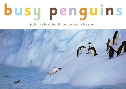 (ebook) Busy Penguins - Children's Fiction Early Readers (0-4)