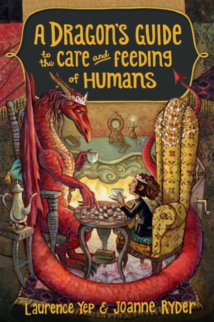 (ebook) Dragon's Guide to the Care and Feeding of Humans