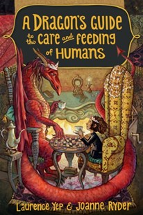 (ebook) Dragon's Guide to the Care and Feeding of Humans - Children's Fiction