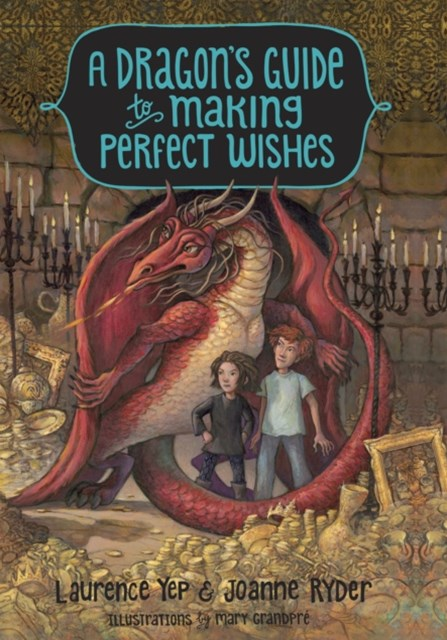 (ebook) Dragon's Guide to Making Perfect Wishes