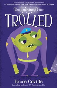 Trolled by Bruce Coville, Paul Kidby (9780385392594) - HardCover - Children's Fiction Older Readers (8-10)