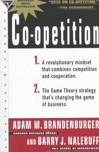 Co-Opetition by Adam M. Brandenburger, Barry J. Nalebuff (9780385479509) - PaperBack - Business & Finance Management & Leadership