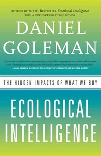Ecological Intelligence by Daniel Goleman (9780385527835) - PaperBack - Business & Finance Organisation & Operations