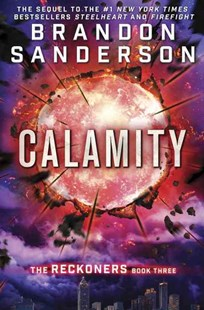 Calamity by Brandon Sanderson (9780385743600) - HardCover - Children's Fiction Teenage (11-13)
