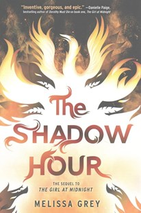 The Shadow Hour by Melissa Grey (9780385744683) - PaperBack - Young Adult Contemporary